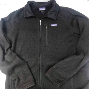 PATAGONIA large black jacket